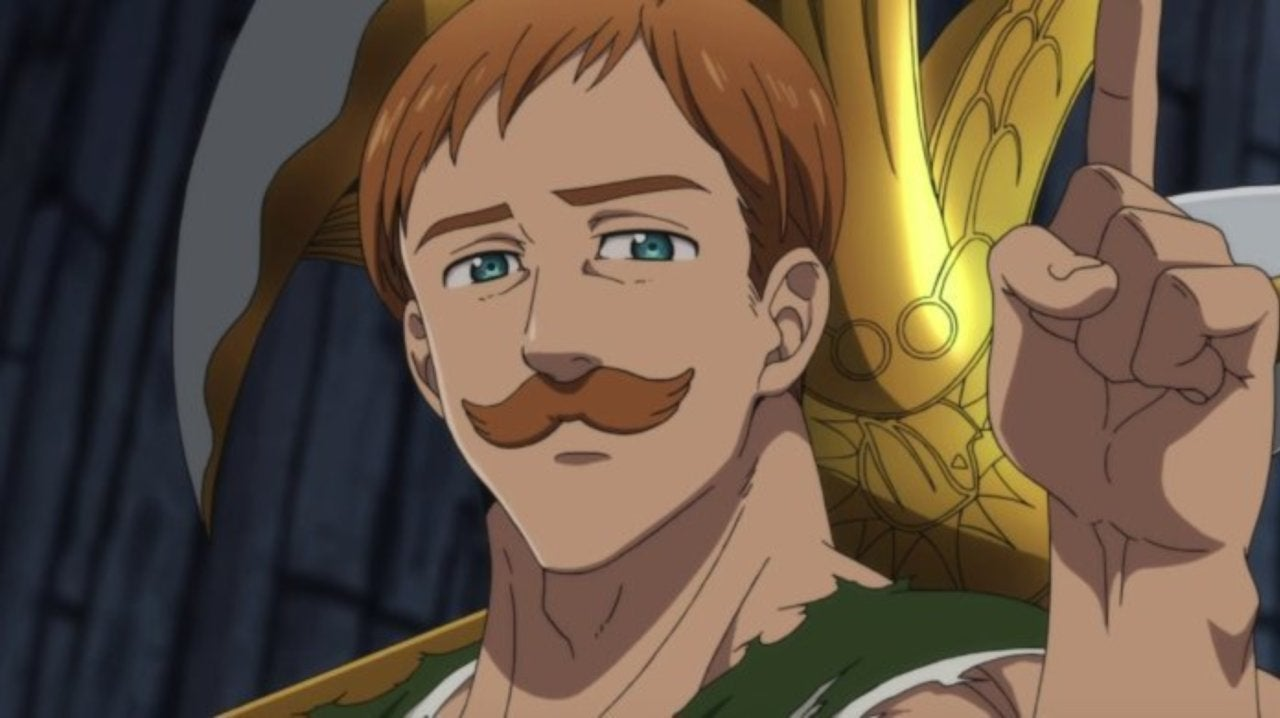 The Seven Deadly Sins Art Imagines Escanor's Real-Life Look
