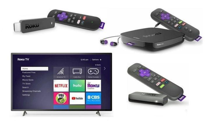 Disney Plus sur Roku TV and Devices