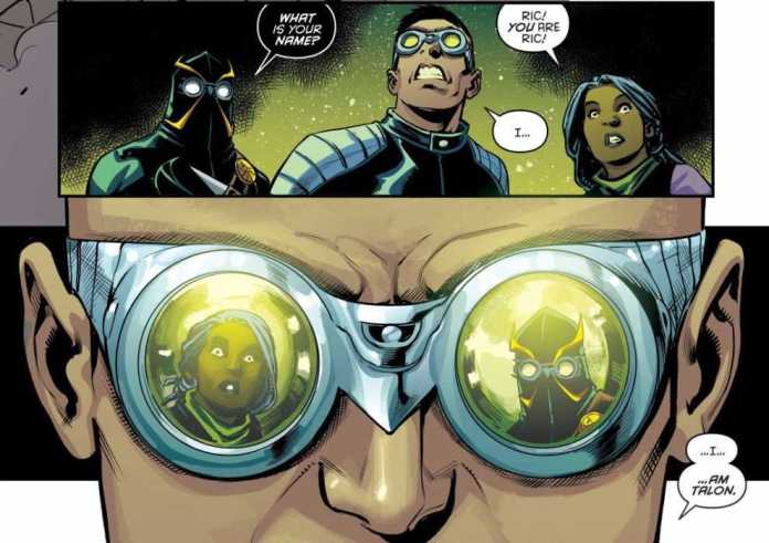 DC Comics Nightwing Dick Grayson Robin Batman Corte dei gufi