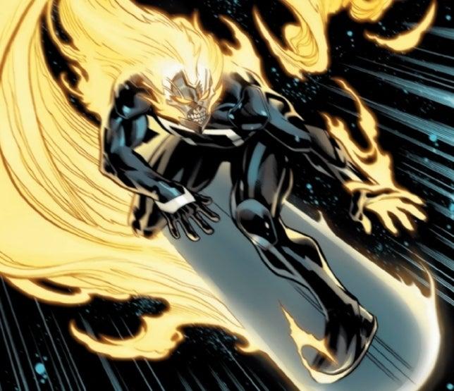 Ghost Rider robó a un personaje de los Fantastic Four para ser más poderoso ghost-rider-surfboard-1200975