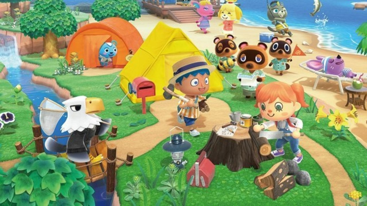 Image result for gamestop animal crossing