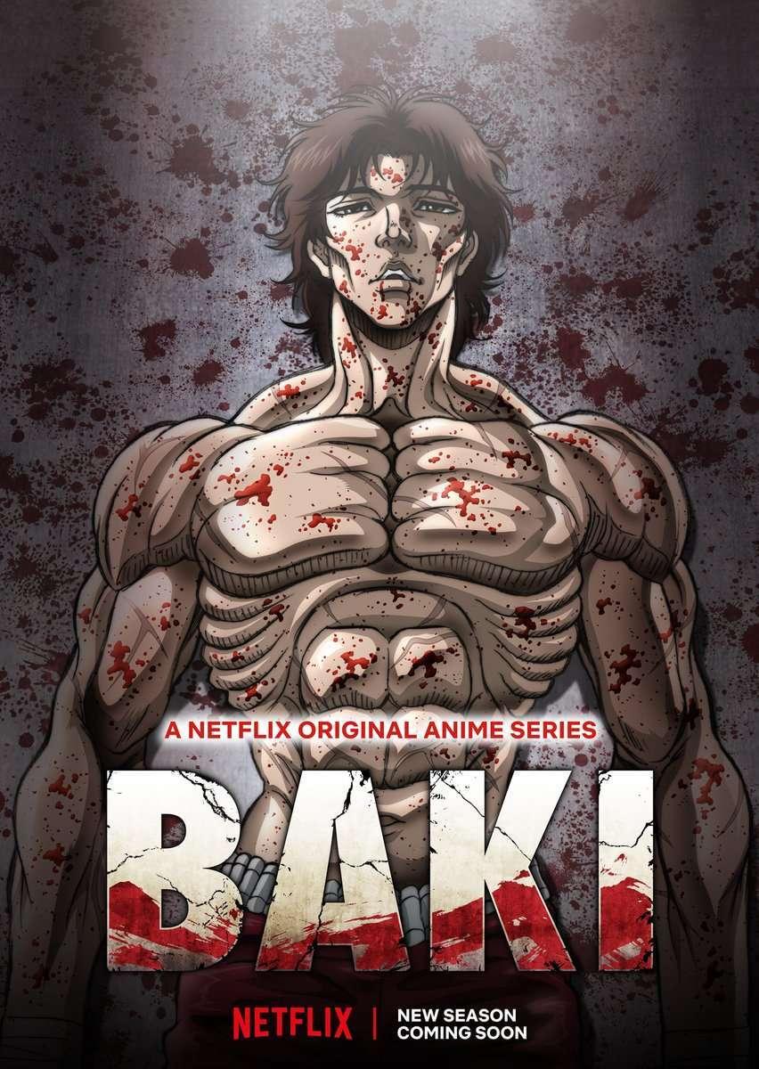 Baki Season 2 : season, Season, Confirms, Global, Release