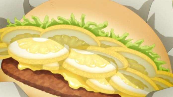 Lemon Burger