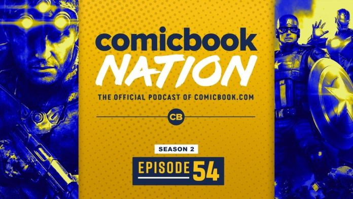 Comics Podcast Marvel's Avengers Beta Splinter Cell TV Series Batman Interactive Movie