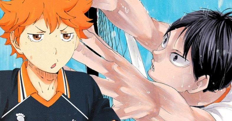 Haikyuu Shoya Hinata Tobio Kageyama Final Game Winner Manga