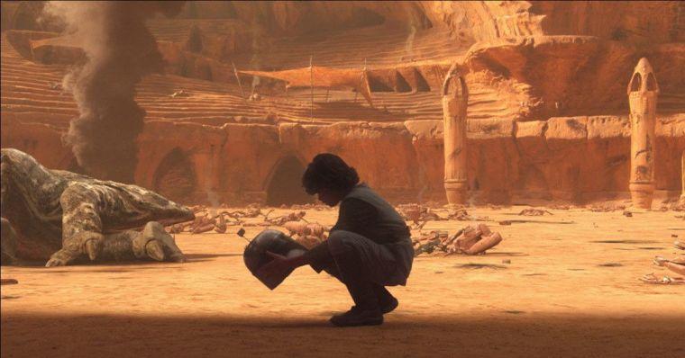 Star Wars Attack of the Clones Boba Fett