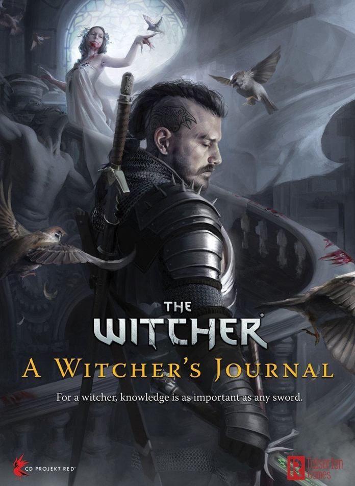 The-Witcher-A-Witchers-Journal-RPG-Cover