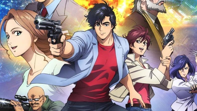 City Hunter Anime 91