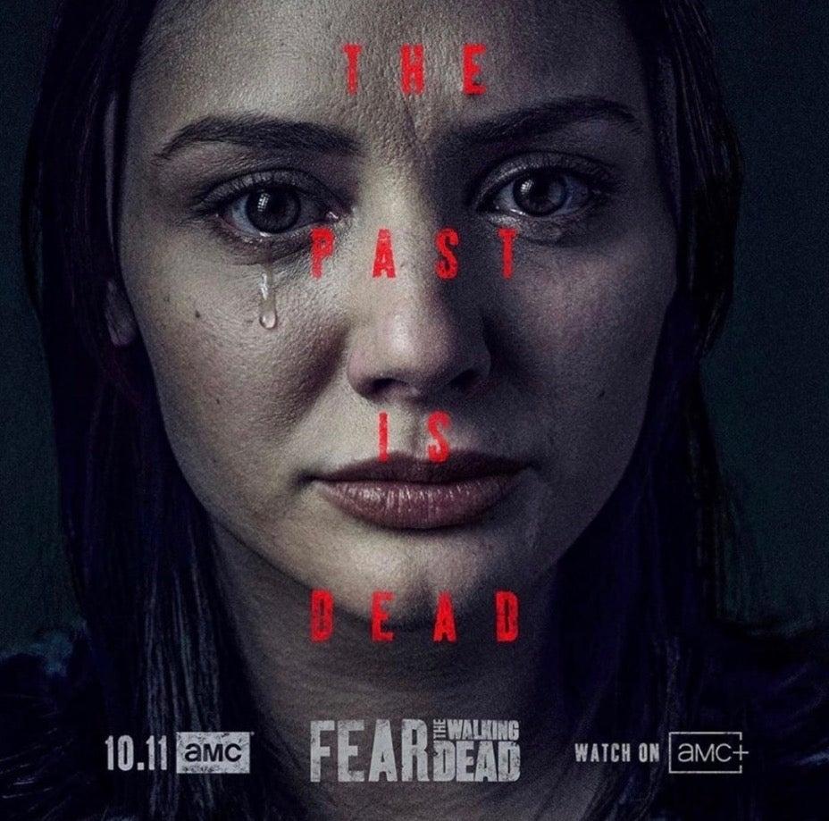 Fear The Walking Dead Season 6 Sherry Christine Evangelista
