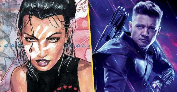 Hawkeye Set Photos Reveal First Look at Echo in Marvel Cinematic Universe