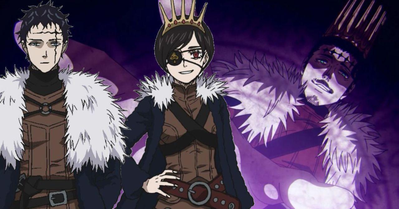 spade kingdom s dark triad