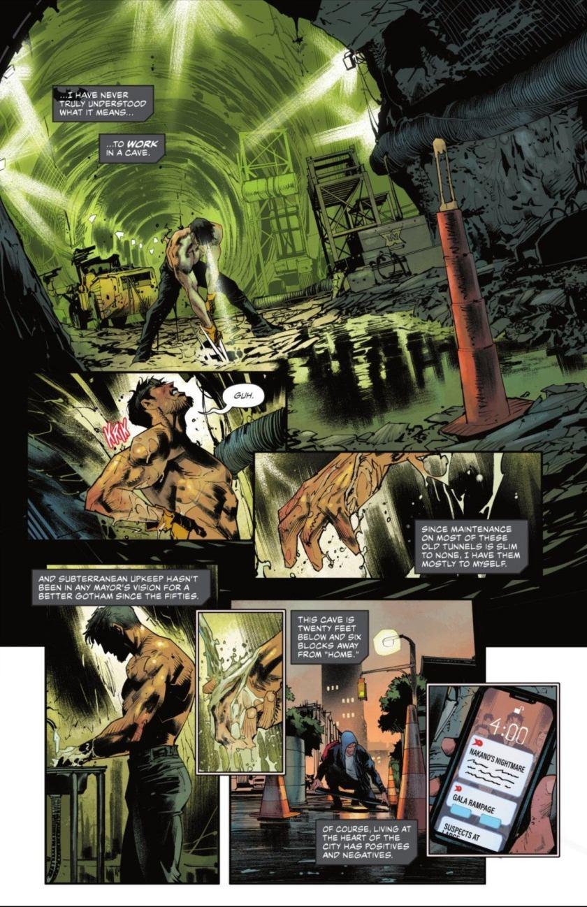 Detective Comics 1034 Spoiler
