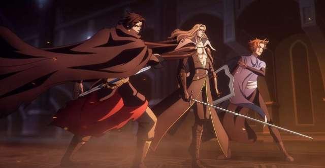 Castlevania Season Four: Explaining the Post Credit Scene