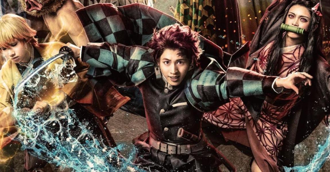 Demon Slayer Stuns With New Live-Action Poster Kimetsu no Yaiba