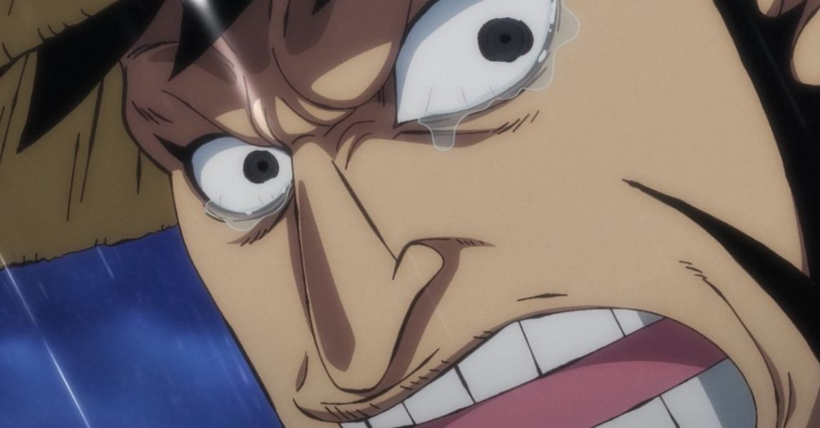 One Piece Kinemon Traitor Kanjuro
