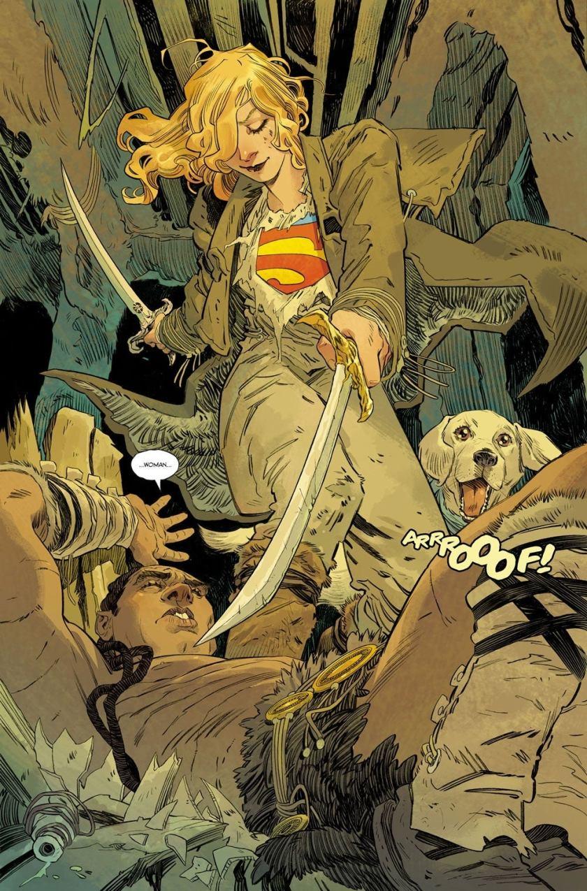 supergirl donna di domani 1