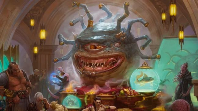 Two Iconic Dungeons & Dragons Monsters Get the Perfect Magic: The Gathering  Cards
