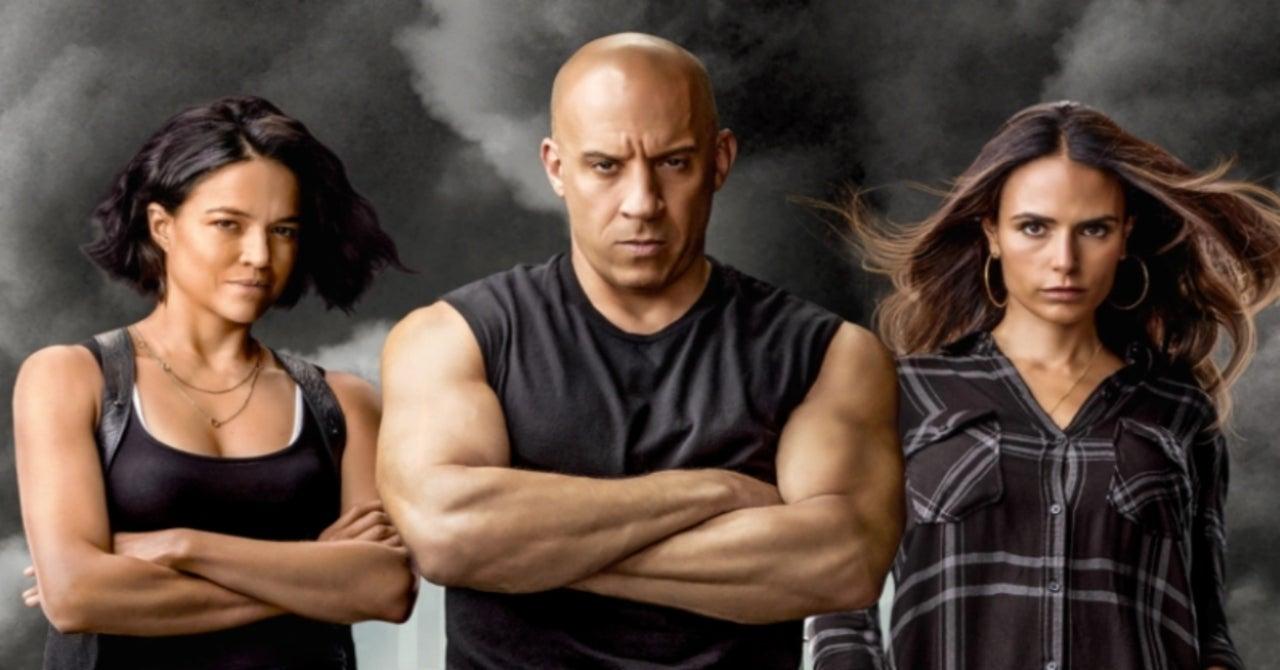 photo Vin Diesel Family 2