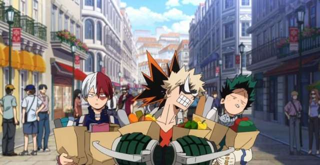 My Hero Academia: World Heroes Mission Reveals Runtime Ahead of Debut
