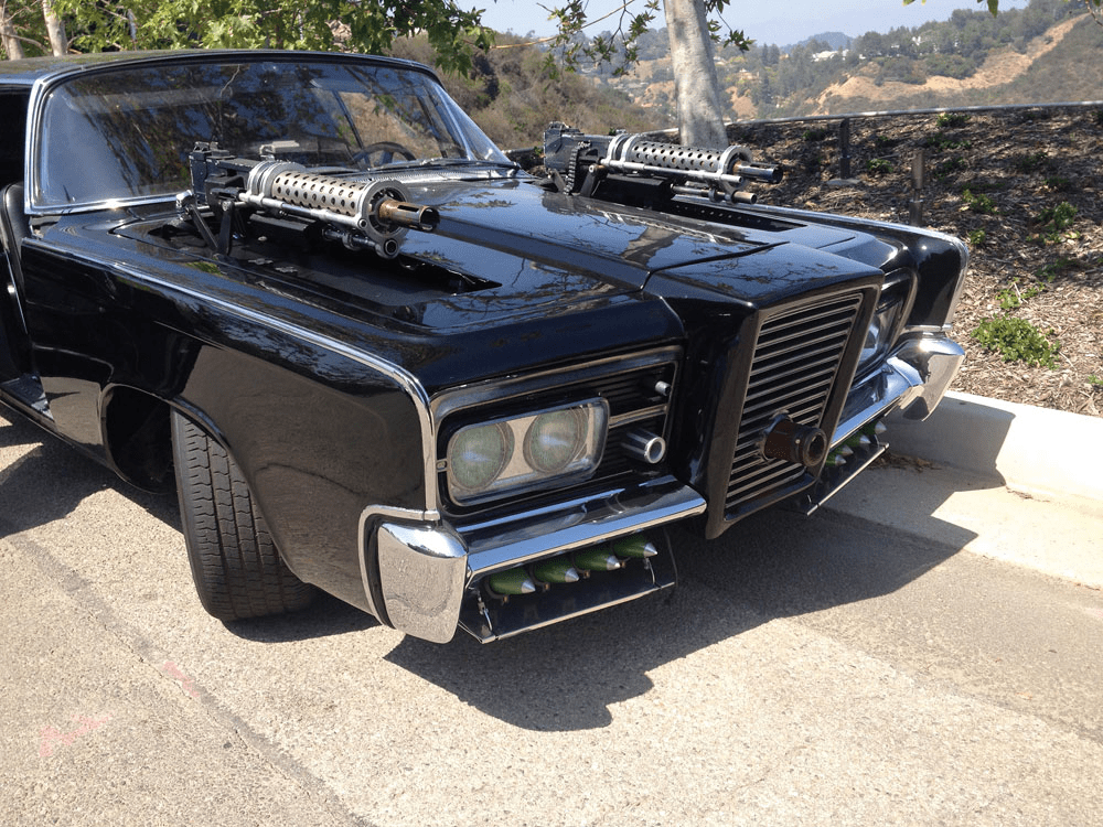 Green Hornet's Black Beauty Being Sold In Hollywood Auction
