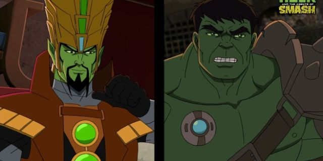 Hulk And The Agents Of SMASH Preview Planet Leader
