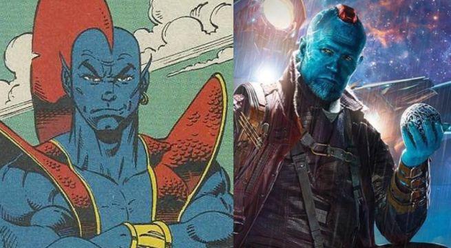 yondu michael rooker comic guardians of the galaxy