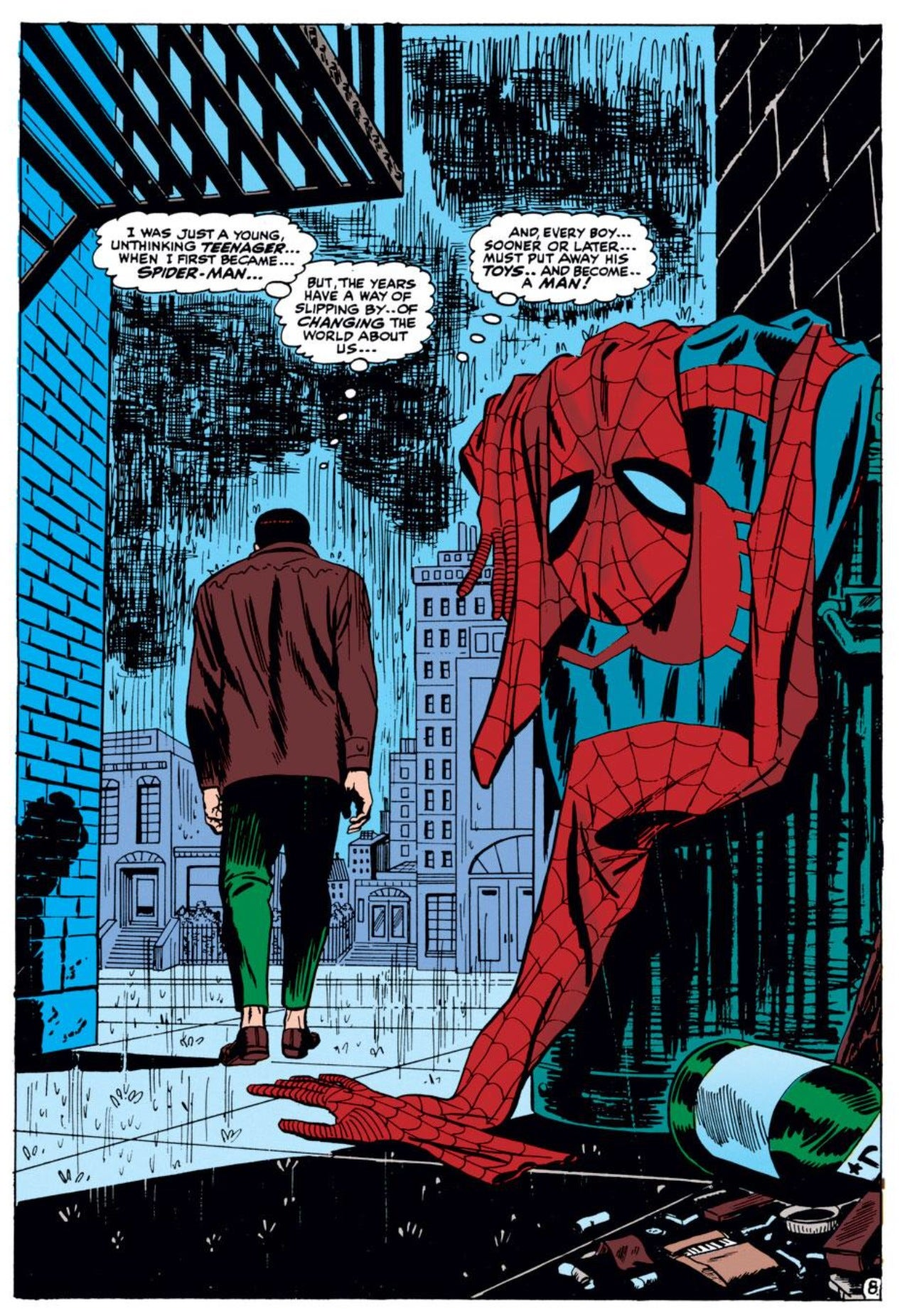75 Most Iconic Marvel Comics Moments 30 16