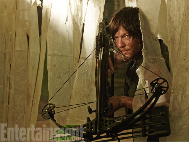The Walking Dead Season 5 Daryl Dixon
