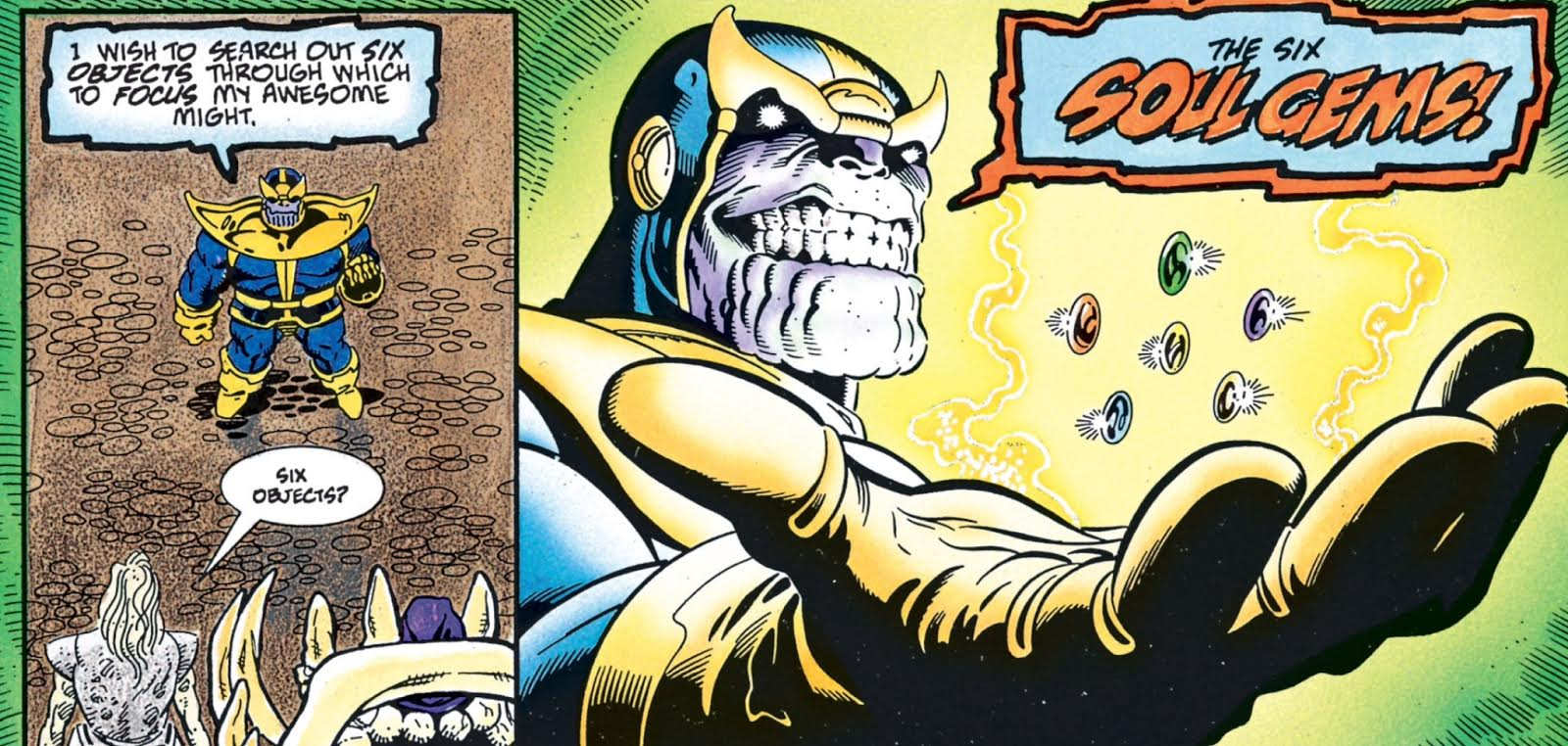 Image result for Thanos Quest