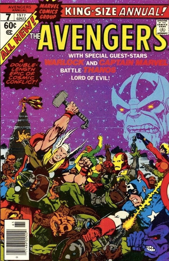 5 Greatest Thanos Throwdowns