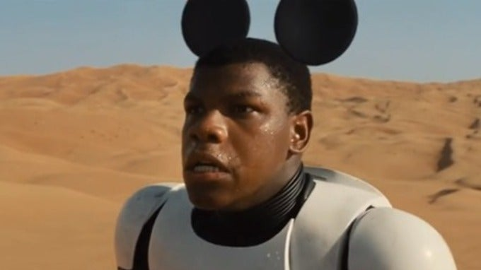 Star Wars The Force Awakens Teaser Meets Your Favorite