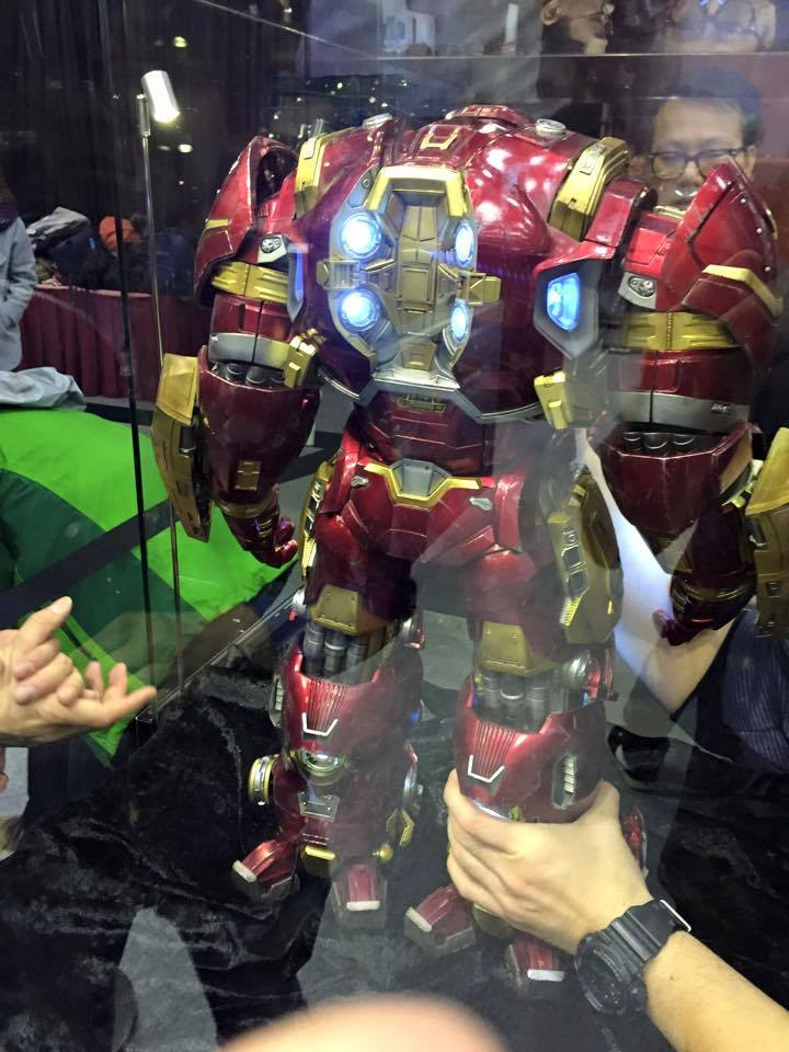 Thanos Hulkbuster  More Avengers Age Of Ultron Hot Toys