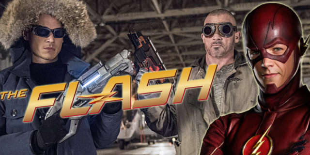 The Flash: Easter Eggs and DC Comics References In Revenge of the Rogues