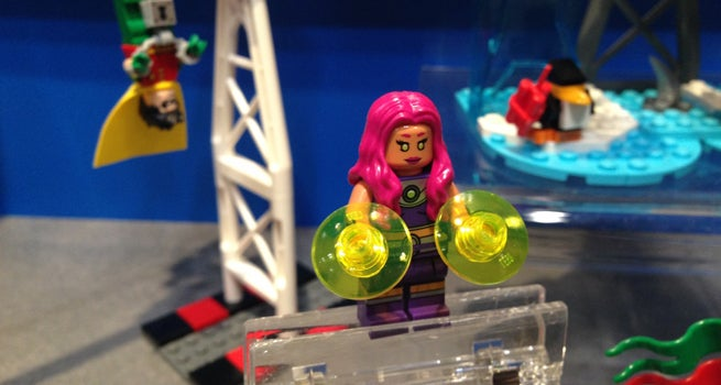 Toy Fair 2015 LEGO DC Goes Crazy With Joker And Teen Titans