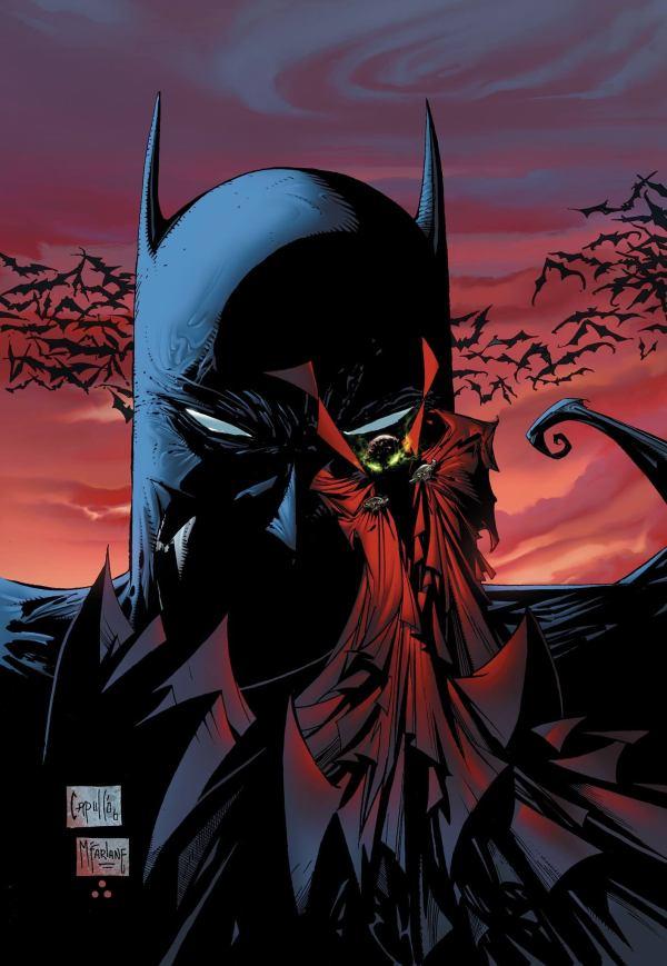 Todd Mcfarlane Reveals Spawn & Batman Crossover