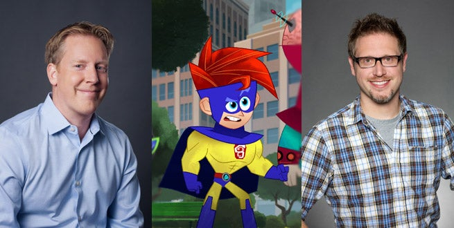 Penn Zero: Become A Part-Time Hero with Sam Levine, Jared Bush, and Balls