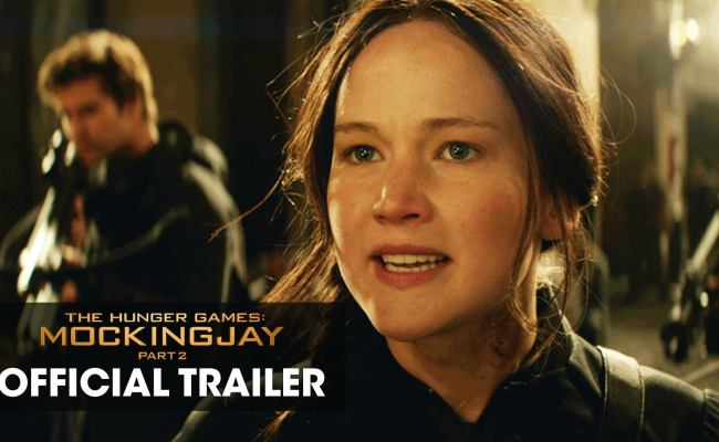 New Hunger Games Mockingjay Part 2 Trailer Released