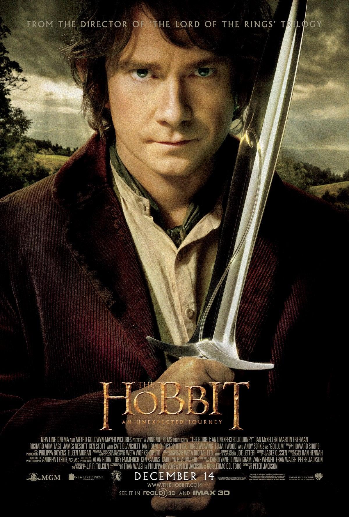 the hobbit an unexpected