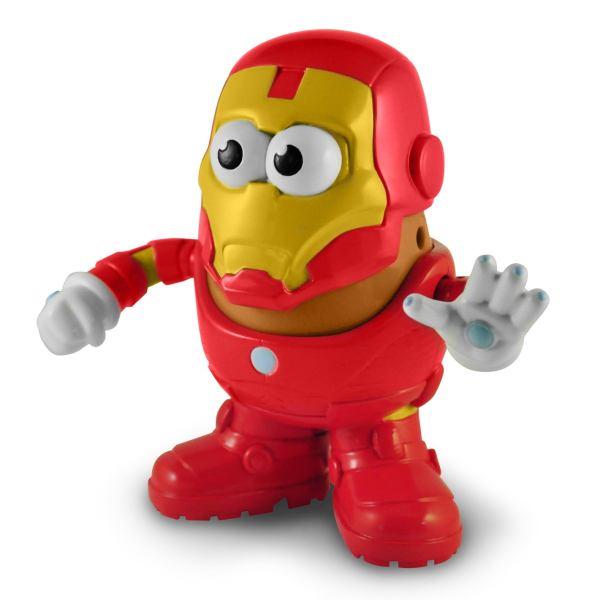 Iron Man Thor Wolverine . Potato Head Toys Coming
