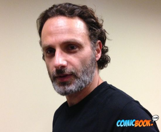 Andrew Lincoln Hairstyle Andrew Hair Trend 2017