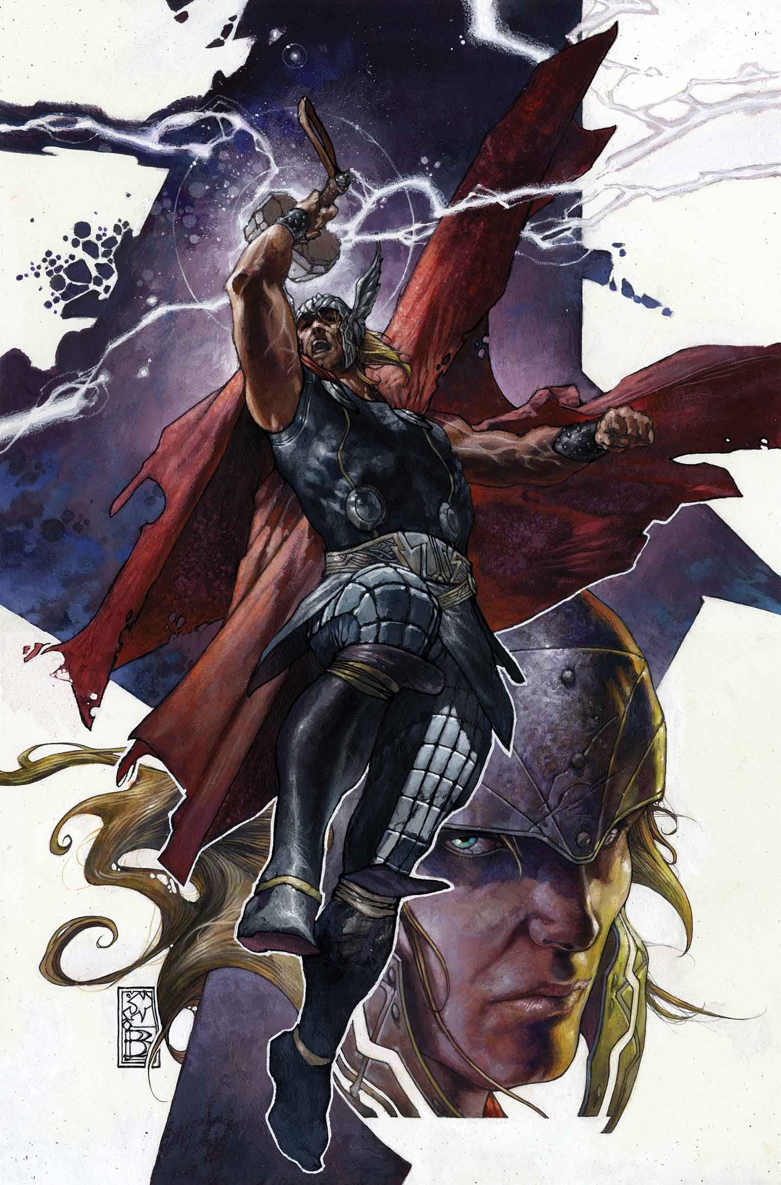 Thor God Of Thunder 19w Preview Kicks Off The Last