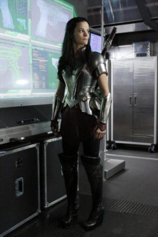 Agents of SHIELD Photos Of Lady Sif