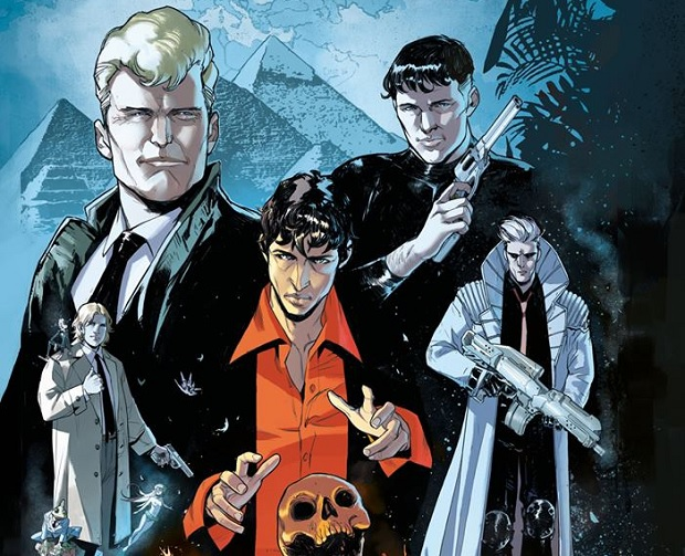 Dylan Dog Color Fest la cover a Sara Pichelli