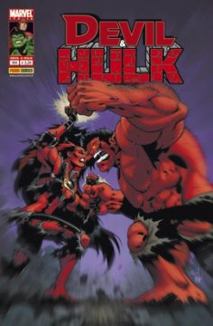 Snack Time  Devil  Hulk 164