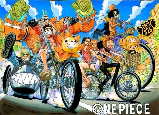 One Piece Capitolo 785  Spoiler  Manga