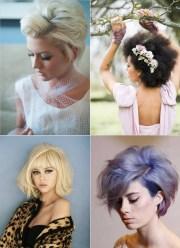 9 short wedding hairstyles