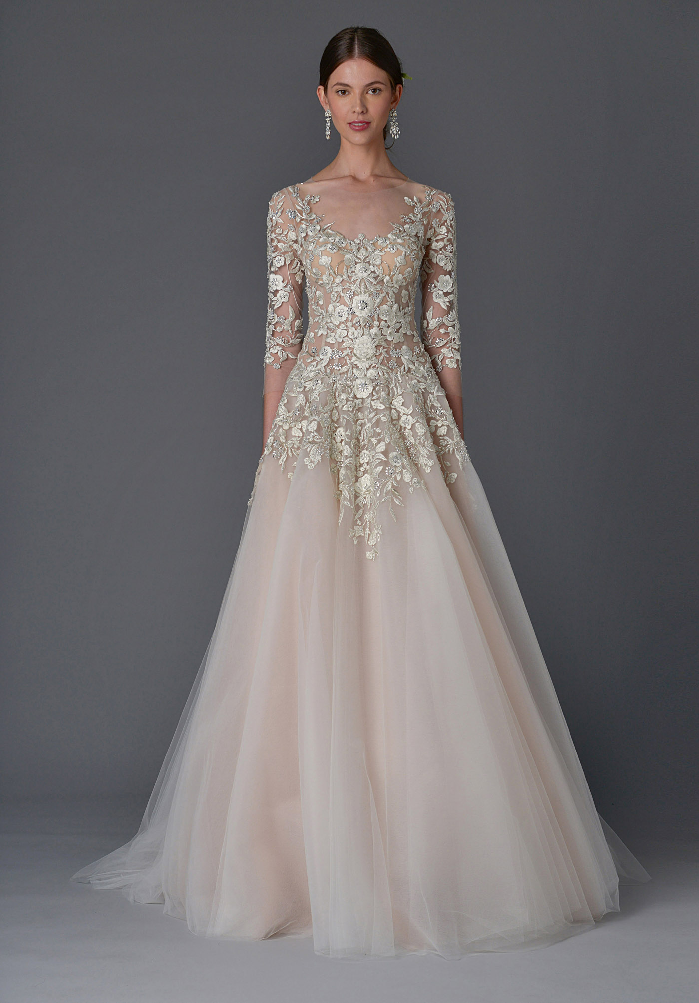 Wedding Dresses From Marchesas Spring Summer 2017