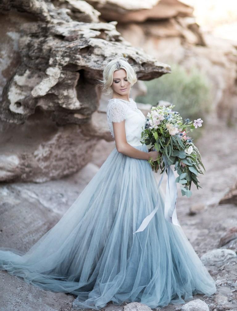 NonBridal Wedding Dresses For Alternative Brides