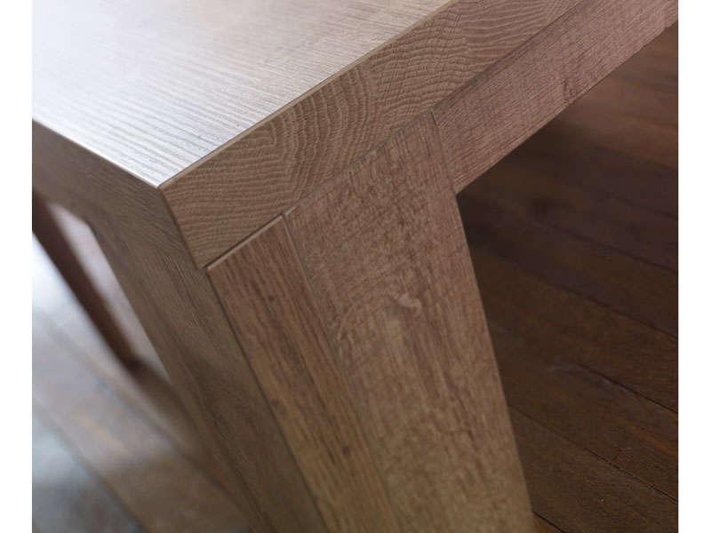 table rectangulaire 180 cm allonge en