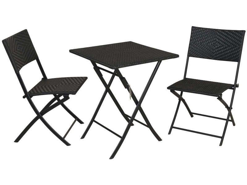 Ensemble Table Chaises